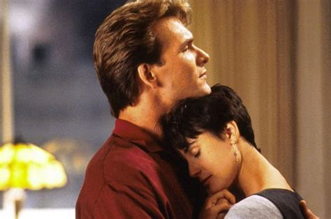 film ghost vidio some of hollywood s most romantic scenes in under 4