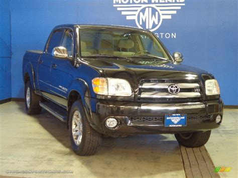 2004 Toyota Tundra 4x4 For Sale 2004 Toyota Tundra Sr5 Cab 4x4 In Black 448527