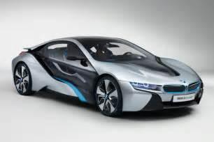 bmw i8 concept car deportivo 2 ferias motor