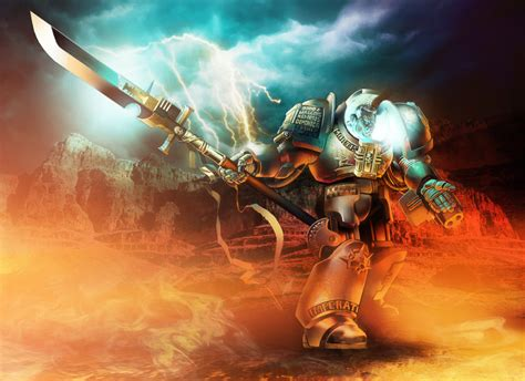 grey knight wallpaper warhammer 40k wallpaper grey knights wallpapersafari