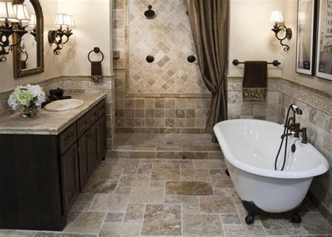 Classic Bathroom Ideas Vintage Bathroom Floor Tile Ideas Before You Start Your Remodeling Projects Decolover Net
