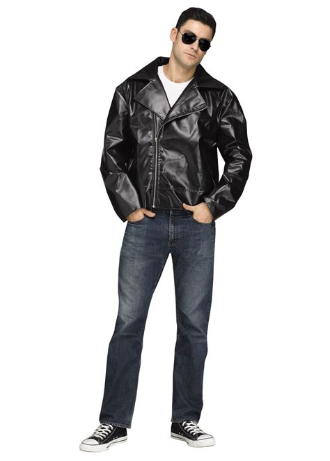 adult 50s costumes mens and womens 50s costume ideas 50s biker jacket men costume 1950s costumes