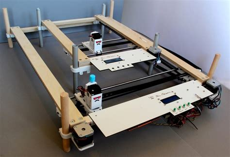 beam arduino powered laser cutter  engraver launches