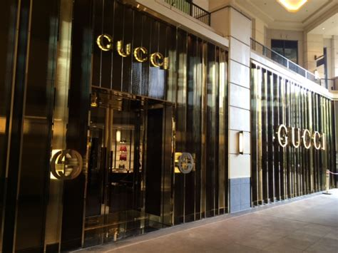 gucci now open at the bravern in bellevue downtown