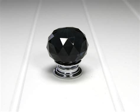 Black Glass Door Knobs Door Knob Black Glass Kitchen Door Knobs Cupboard Door Knobs Aust Seller Ebay