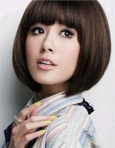 bob haircut korean style 10 korean bob haircut bob hairstyles 2017 short
