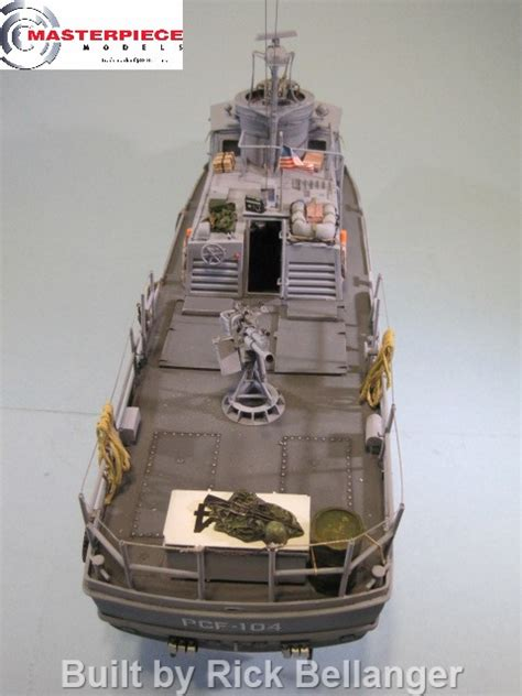 swift pack boat used 1 35th scale pcf swift boat 179 99 masterpiece models