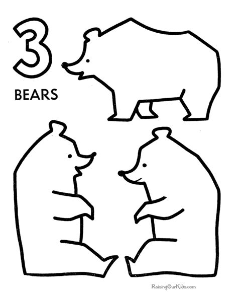learning numbers coloring pages myideasbedroom com