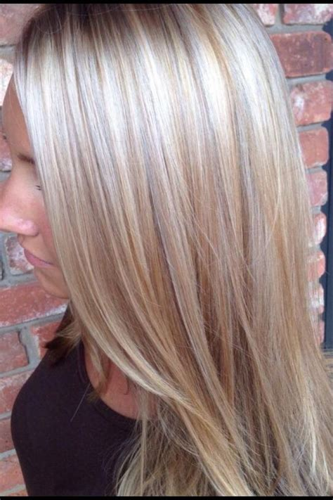 blonde hair colours pinterest platinum blonde hair with lowlights hair beauty