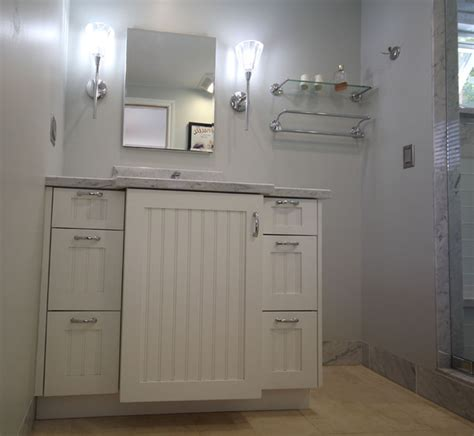 white marble bathroom transitional bathroom carole carrera marble combined with white glass creates a