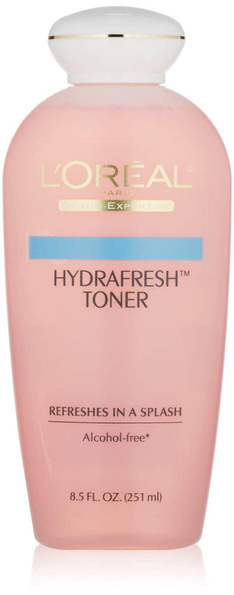 L Oreal Hydrafresh Toner l oreal hydrafresh toner reviews photos ingredients