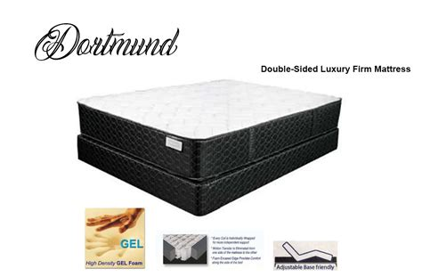 futon dortmund dortmund sided a luxury firm mattress