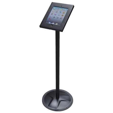 ipad easel stand commercial anti theft ipad floor stand ipad pos mount
