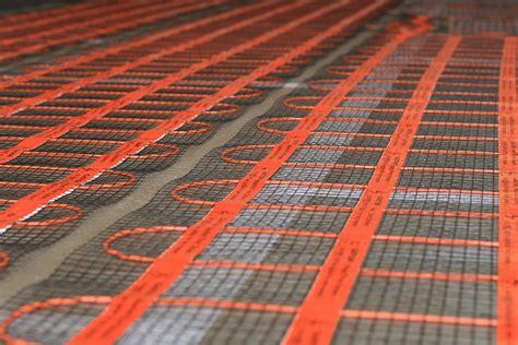 Tile Heat Mat by Heat Mat Underfloor Heating Spacers Showrooms