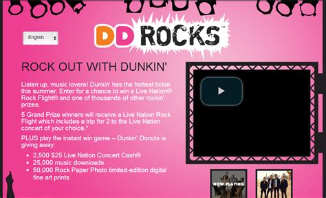 Dunkin Donuts Instant Win - dunkin donuts instant win and giveaway