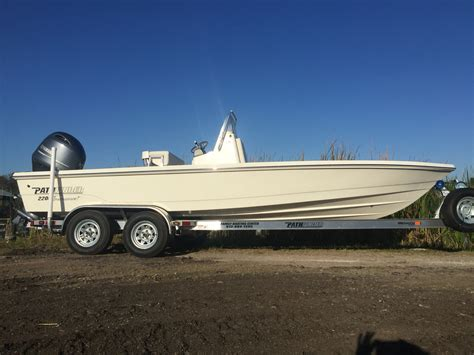 pathfinder boats ta florida 2016 new pathfinder 2200 tournament edition bay boat for