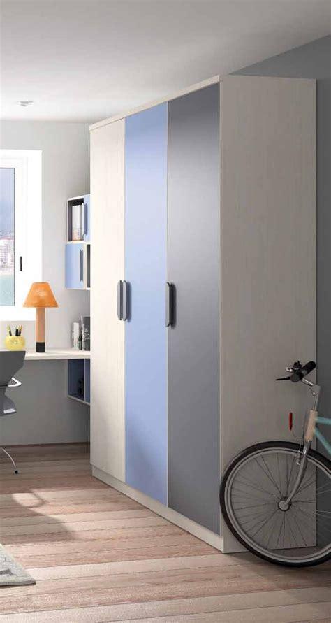 tienda armarios armario de 3 puertas juvenil muebles adama tienda de