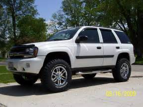 Lifted Trailblazer Tires 2 In Lift Trailblazer Mods Chevy