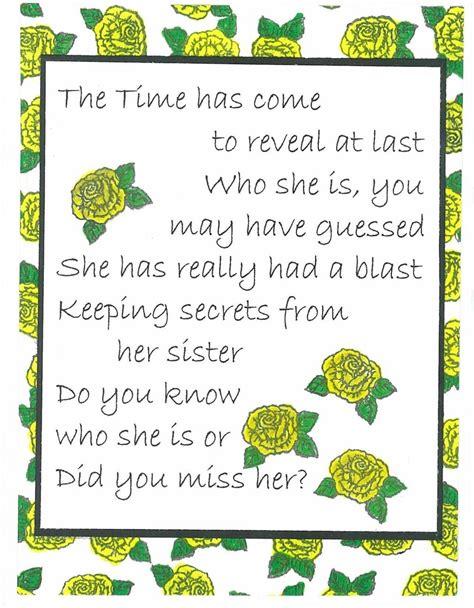 secret reveal secret pal revealing card quotes quotesgram