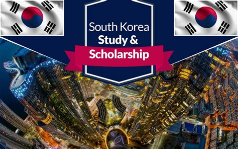 Mba South Korea Scholarship by South Korean Scholarship With Minimum Qualification