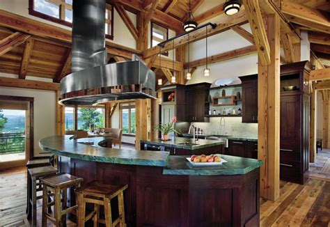 Rustic Kitchen By Trilogy Partners By Architectural Digest Colorado Kitchen Design