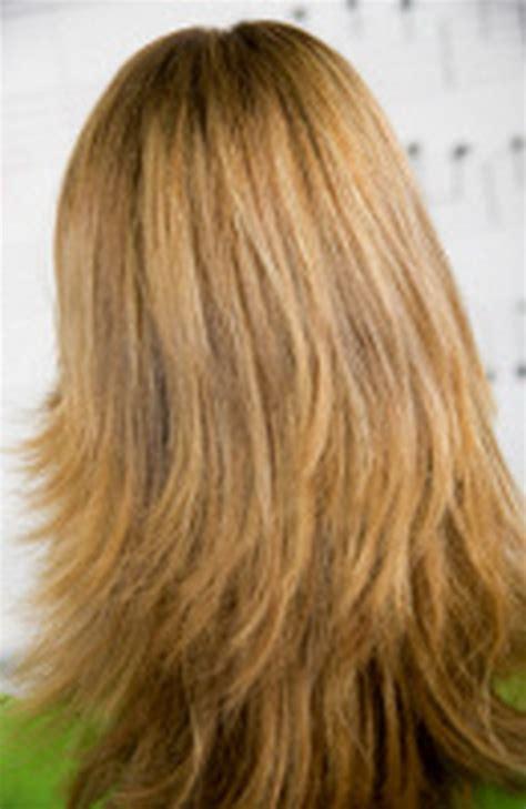feathered layered haircuts