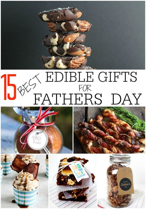 Best Edible Gifts - 15 best edible gifts for fathers day
