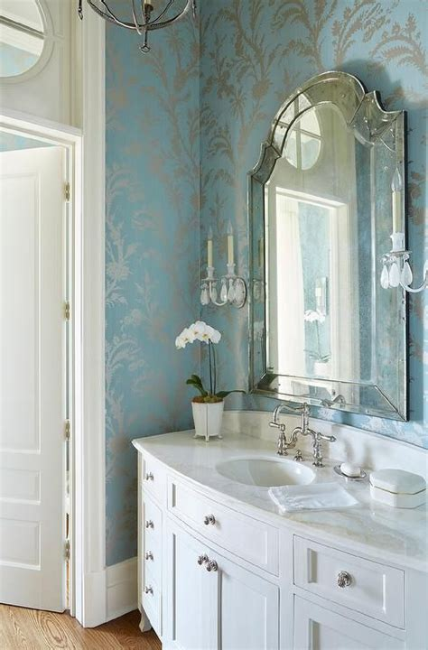 teal powder room 25 best ideas about blue powder rooms on