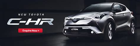 Toyota New Car Brand New Toyota C Hr 2017 At Car Junction