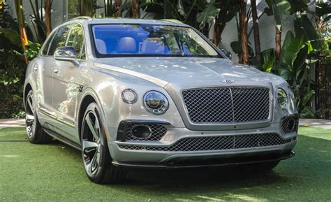 bentley price 2017 2017 bentley bentayga first edition includes breitling