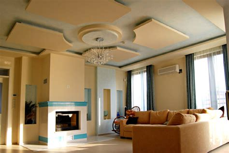 modern ceilings with lighting features by irena