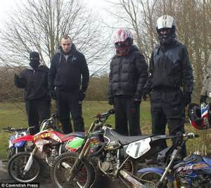 Motorcycle Dealers Kilmarnock by Thieves After Posting Pictures Posing With Stolen