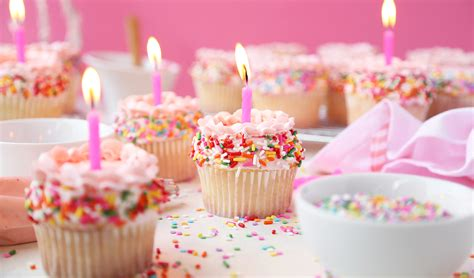 vanilla birthday sprinkle cupcakes the candid appetite