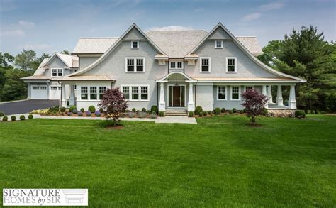 3 9 million newly built shingle mansion in westport ct