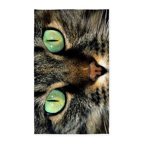 cat area rug cat area rug by wickeddesigns4