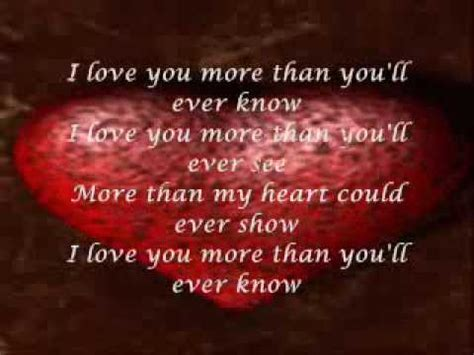i love you more than you know i love you more than you ll ever know pics impremedia net