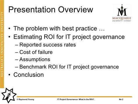 Mba Corporate Governance Assignment by Value Of It Project Governance