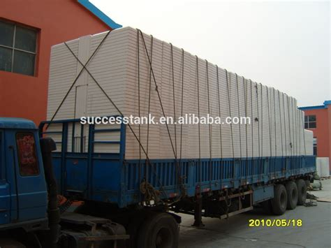 Panel Water Tank grp panel tank for water grp frp panel water tank