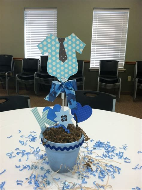 centerpiece for a baby shower baby shower centerpiece baby boy let s boys shower centerpieces and