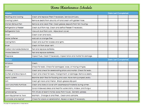 organizing schedule template 11 great schedules to keep you organized organizing made