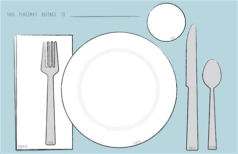place setting template 1000 images about templates on search