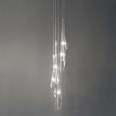 cluster pendant lighting calle 5 light cluster pendant light by terzani ylighting