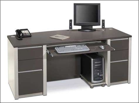 All In One Computer Desk All In One Computer Desk Deluxe All In One Computer Desk Workstation Ilid Touch All Inone