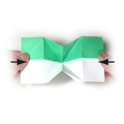 Easy Origami Book - how to make an easy origami book page 7
