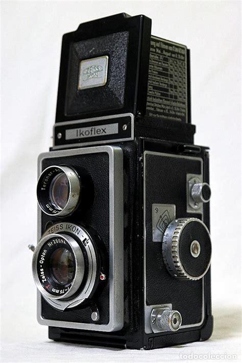 fotos de camaras antiguas c 225 mara antigua del fabricante carl zeiss de los comprar