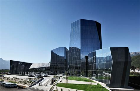 sede salewa salewa headquarters by park associati