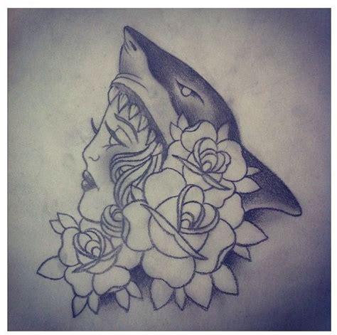shark outline tattoo 25 best ideas about shark tattoos on small