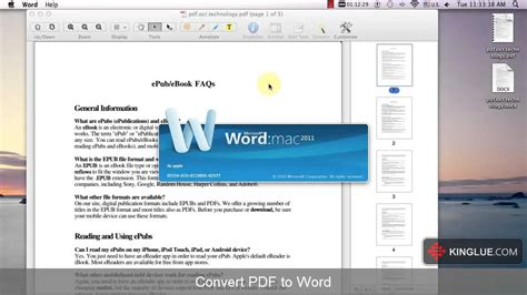 convert pdf to word mac youtube pdf editor mac how to convert scanned pdf to editable
