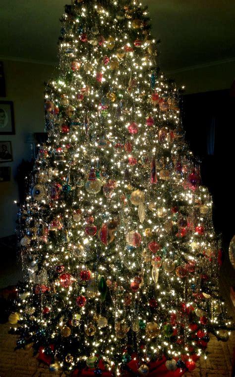 fashioned christmas tree decorations ideas decoration love