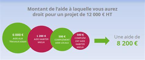 Subvention De L Anah 4379 by Anah Les Subventions De L Agence Nationale Pour L Habitat